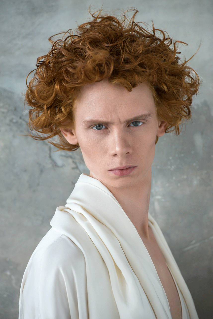 Medium Short Curly Hairstyles Men 102