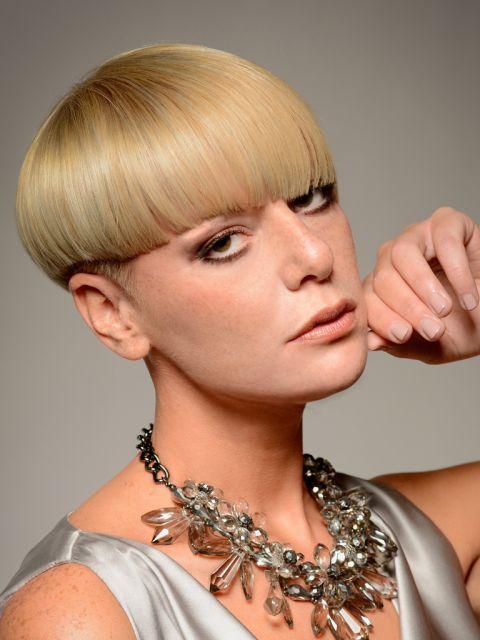Unsere Top 25 Blonden Kurzhaarfrisuren Platz 7