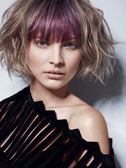 Unsere Top 25 Frisuren Fur Wellige Haare Platz 6