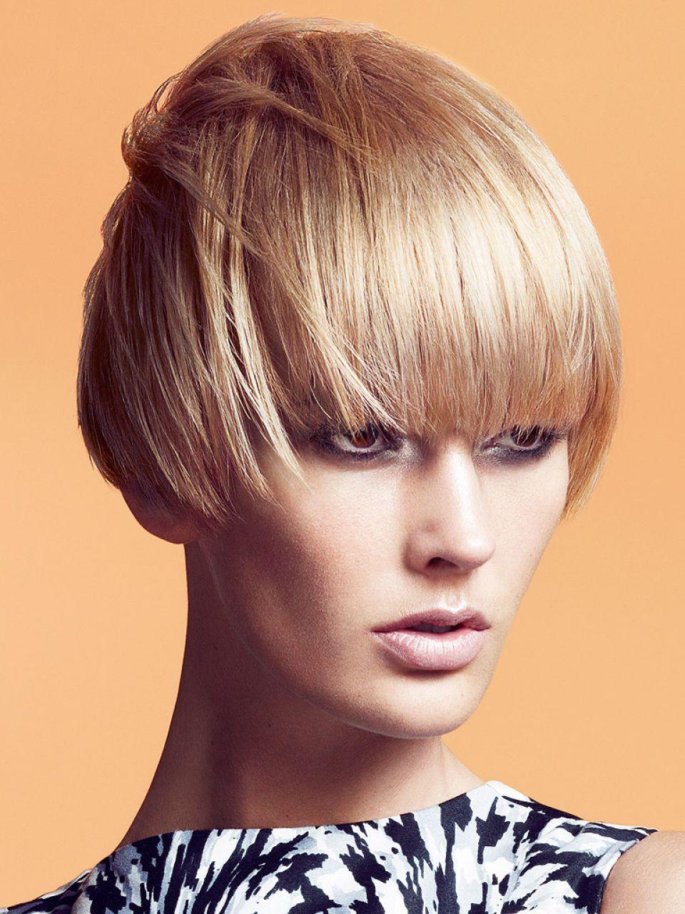 Frisuren blond frauen