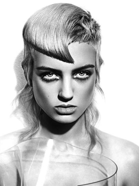 Unsere Top 25 Blonde Mittellange Frisuren Platz 17
