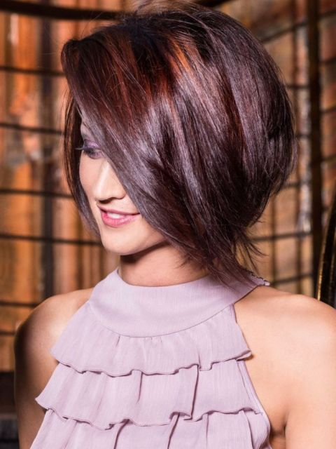 Unsere Top 25 Strahnen Frisuren Platz 13