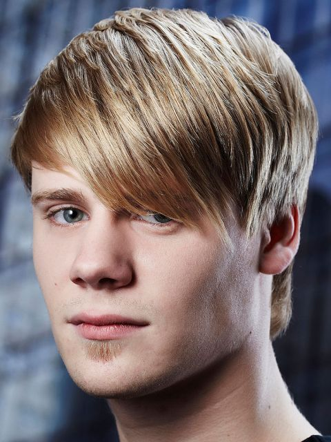 Unsere Top 20 Blonde Männerfrisuren Platz 9