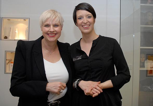 P g salon professional er ffnet neues studio in stuttgart for P g salon professional