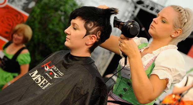 Friseursalon Hair Chalet Am Gäubodenvolksfest Friseurcom
