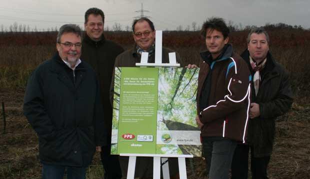 5000 Bäume Für Die Zukunft Friseurcom