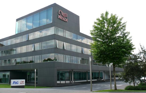 Pg Verkauft Standort In Darmstadt Das Wella Geschäft Zieht Wie
