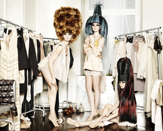 Big Hair by Great Lengths: Kunstvolle Haarkreationen von Hairstylist ...