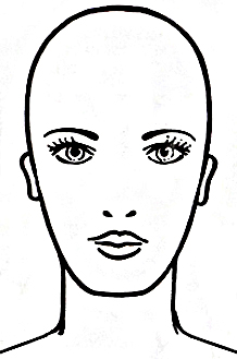 Welches Ist Meine Gesichtsform Friseurcom