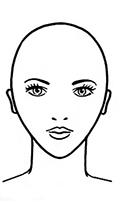 Frisurenberatung - herzförmige Gesichtsform