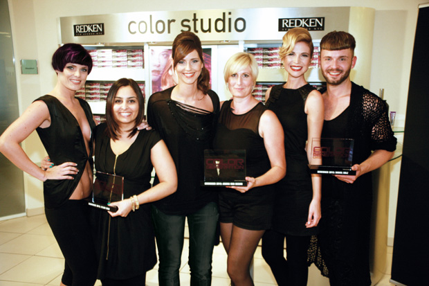 "chromatics: ""redken color generation award 2012"" - professionelles"