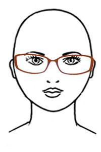frisuren f r rundes gesicht mit brille schnell lange haare. Black Bedroom Furniture Sets. Home Design Ideas