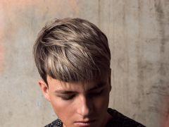 Frisuren manner 2018 kurz blond