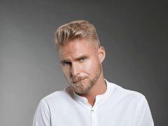 Unsere TOP 20 Blonde Männerfrisuren – Platz 20