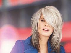 Frisuren fur mittellanges naturgelocktes haar