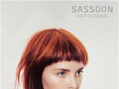 Braune haare mit roten strähnen