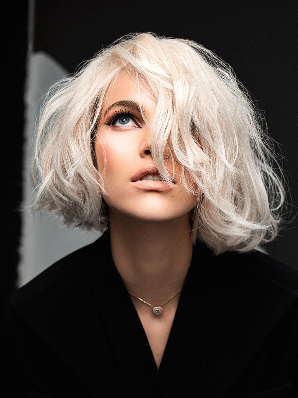 Mittellang ab 45 frisuren Frisuren Damen