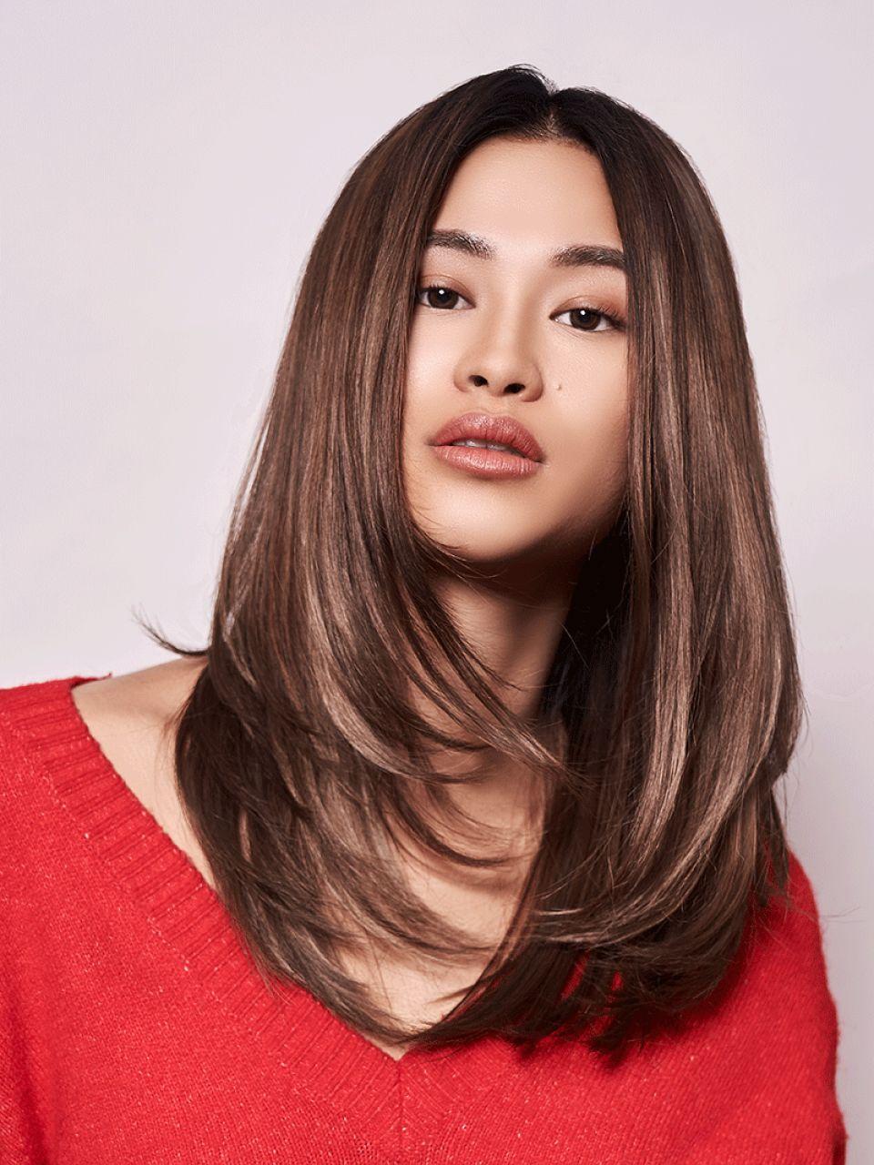 Balayage Frisuren – Alles über den angesagten Trend
