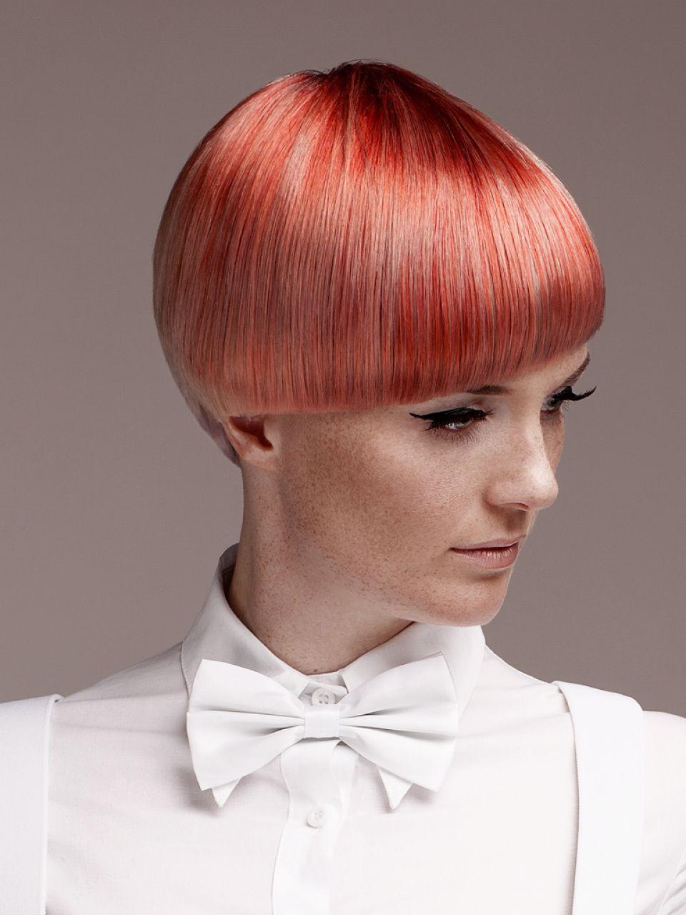 Image hair group vice versa 2014 - Bob silberblond ...