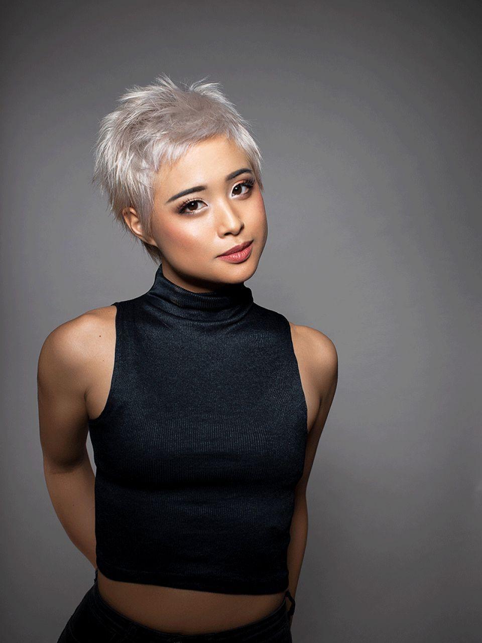 Damen undercut 2021 frisuren Die 50