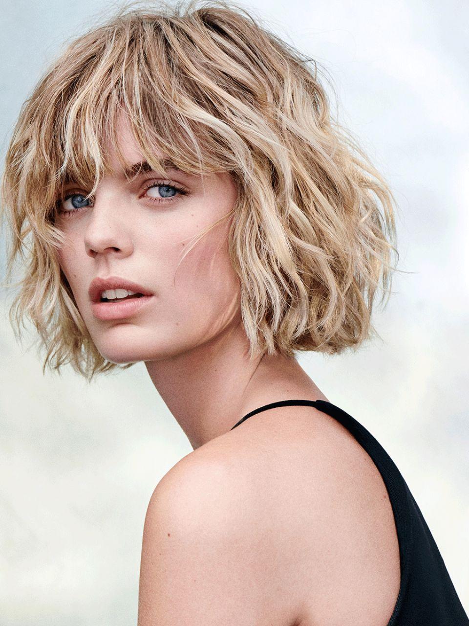 Frisuren für mittellange Haare – Mach mal halblang
