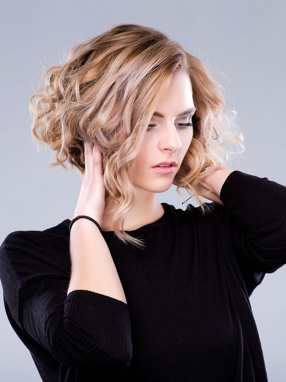 Frisuren fur feines haar mit naturwelle