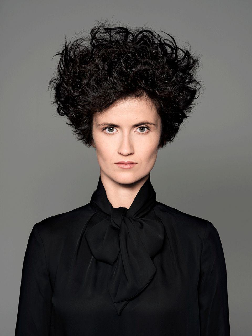 schwarze kurzhaarfrisuren damen friseurcom