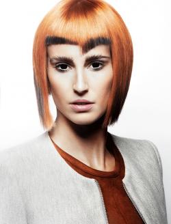 Rote Kurzhaarfrisuren Damen Friseurcom