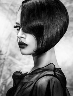 Kurze Glatte Haare Damen Friseurcom