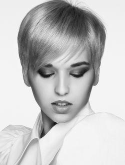 Alle Blonden Kurzhaarfrisuren Damen Friseurcom