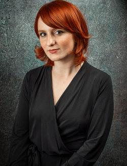 Rote Mittellange Haare Damen Friseur Com