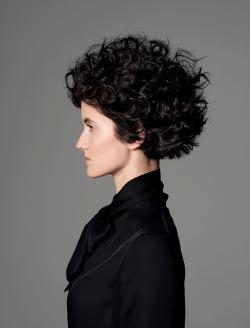 kurze lockige haare damen friseur