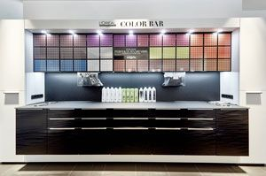 L or al professionelle produkte pr sentiert 360 for 360 the colour bar salon