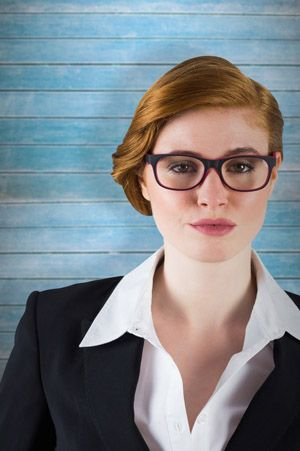 Welches Brillen Make Up Passt Zu Mir Friseurcom