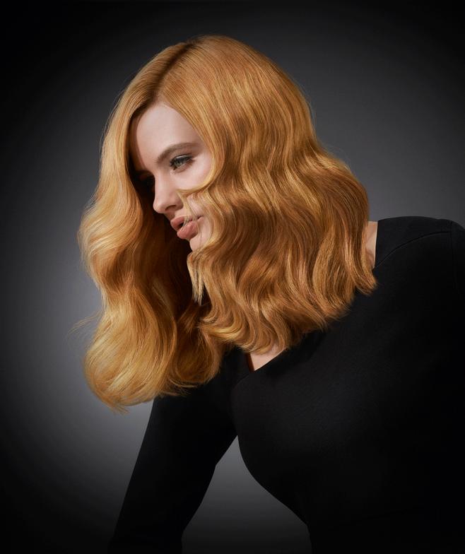 Goldwell Zeigt Mit Pure Pigments Haarfarbe Wie Wir Sie Noch Nie