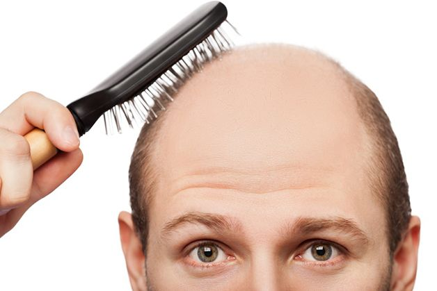Die Maske für das Haar concept mega mask