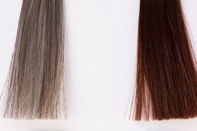 Haare farben nach dem mond