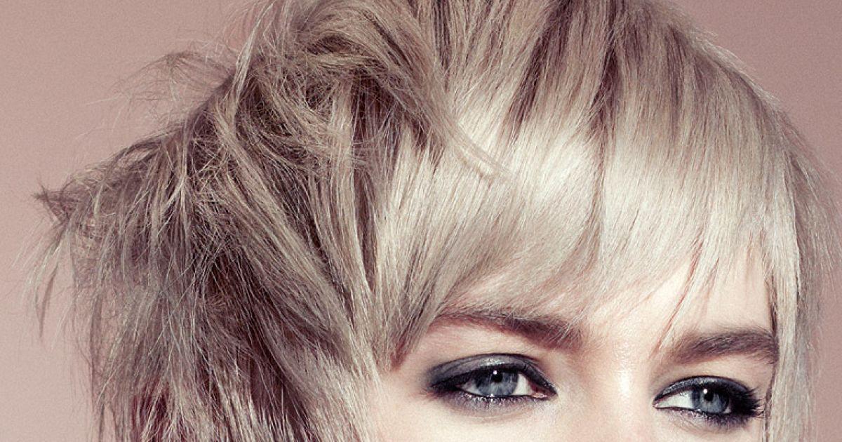 Frauen blond kurzhaarschnitt 37 Kurzhaar