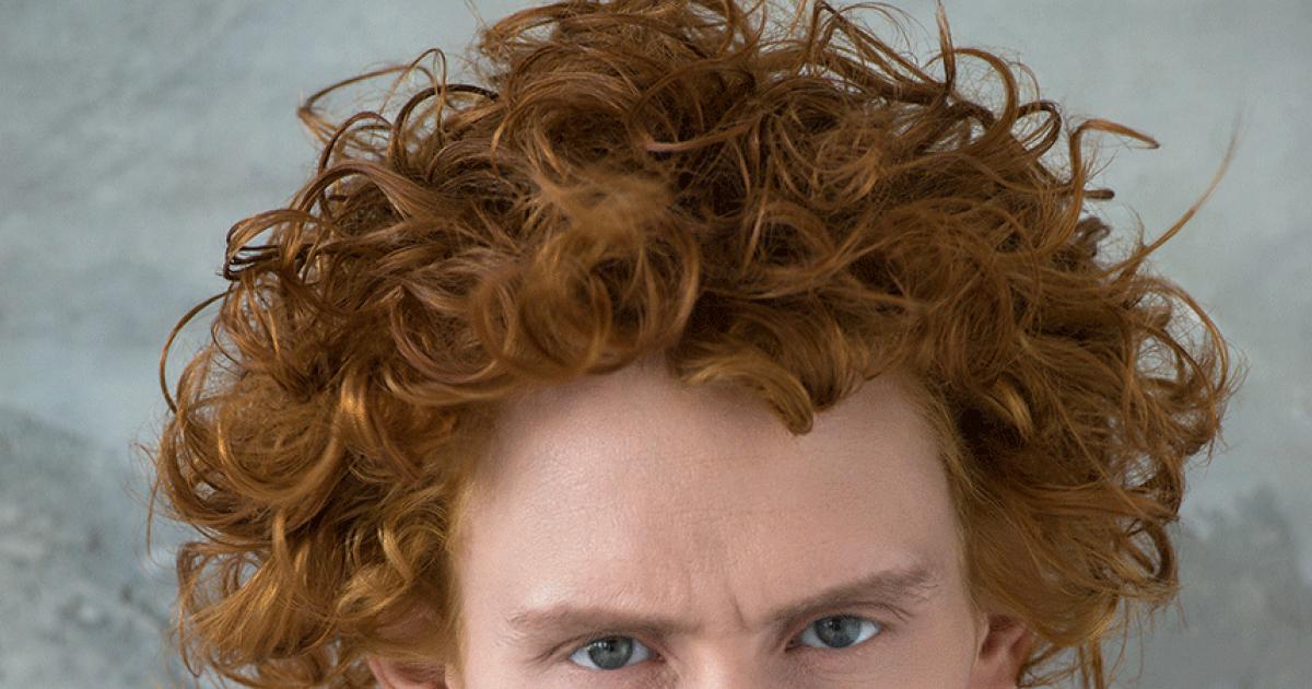 Blonde locken frisuren manner