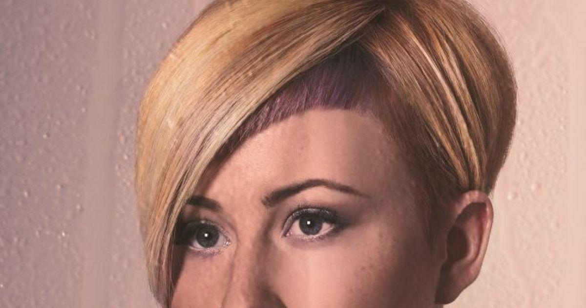 Sidecut haarschnitt Mittellange Undercut