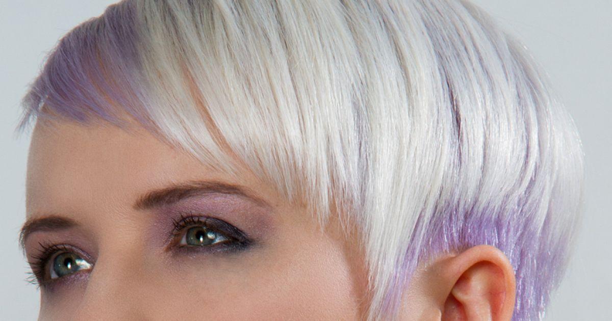 Fetzige frisuren fur graue haare