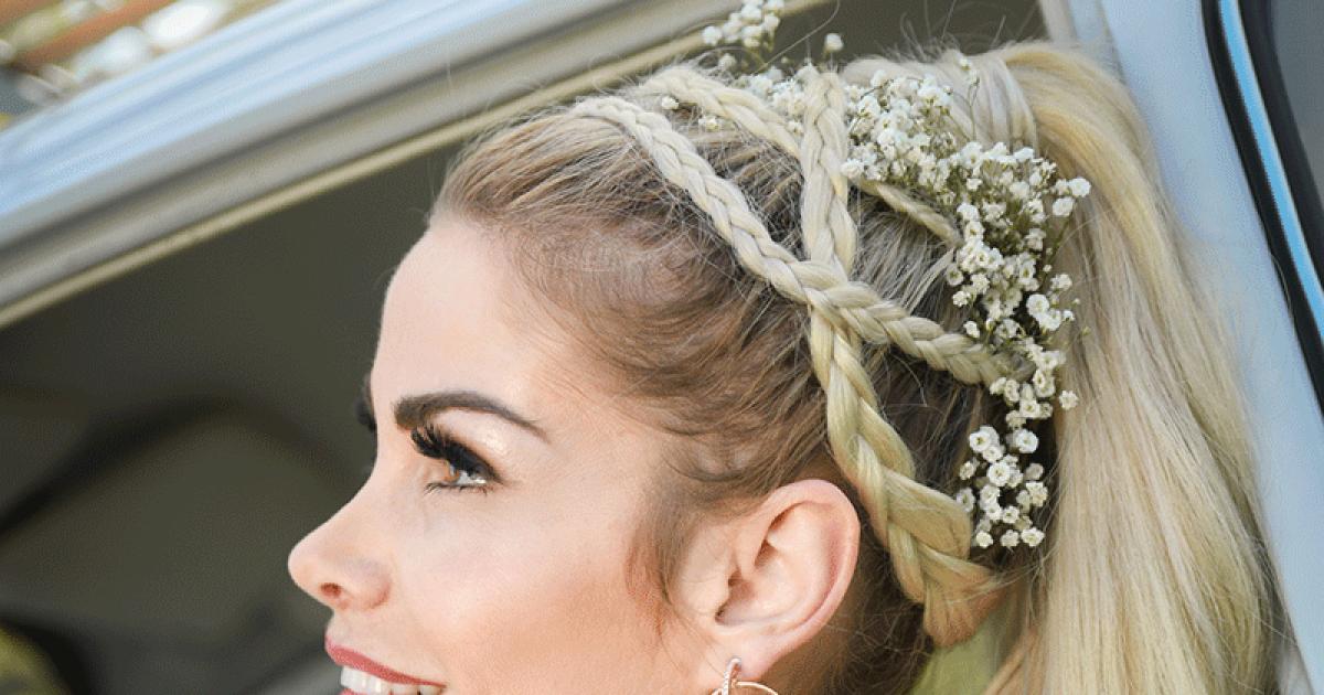 Brautfrisuren Hochzeitsfrisuren Unsere Top Im August 2019