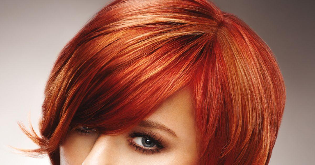 Haartrends 2021 Farbe Rot Ideen   Holy Cross Dryden