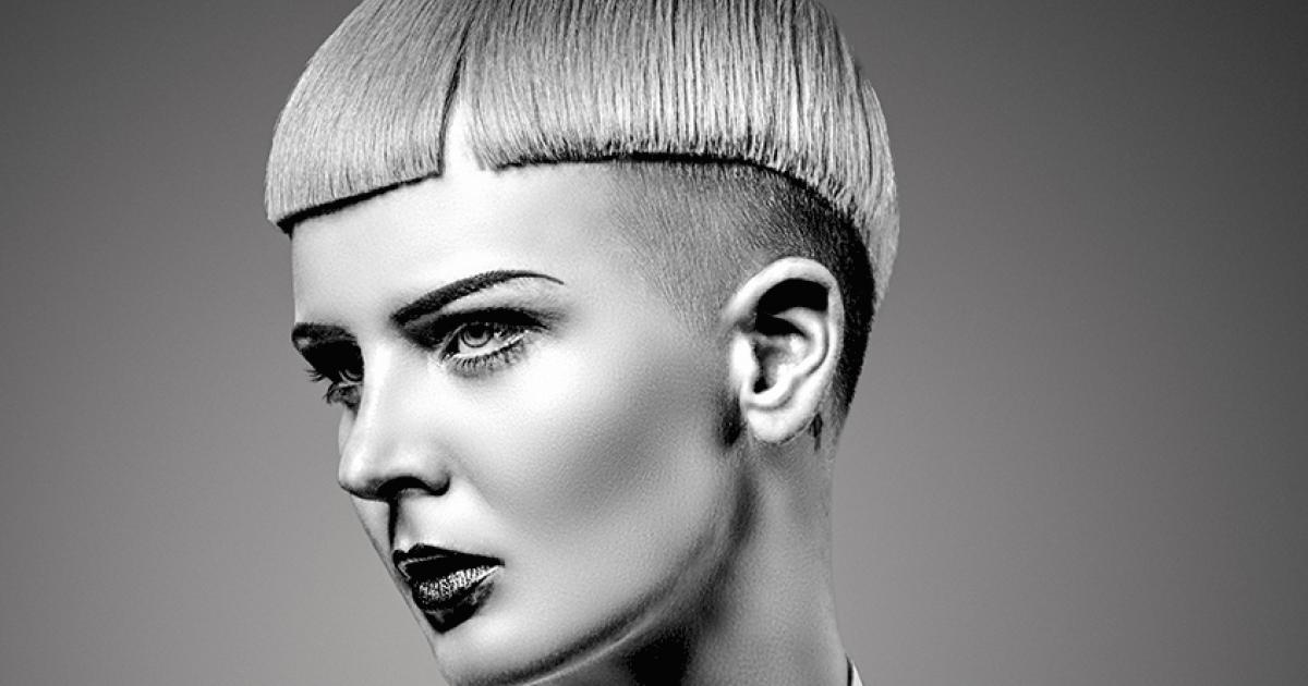 Frisuren um sidecut zu verdecken